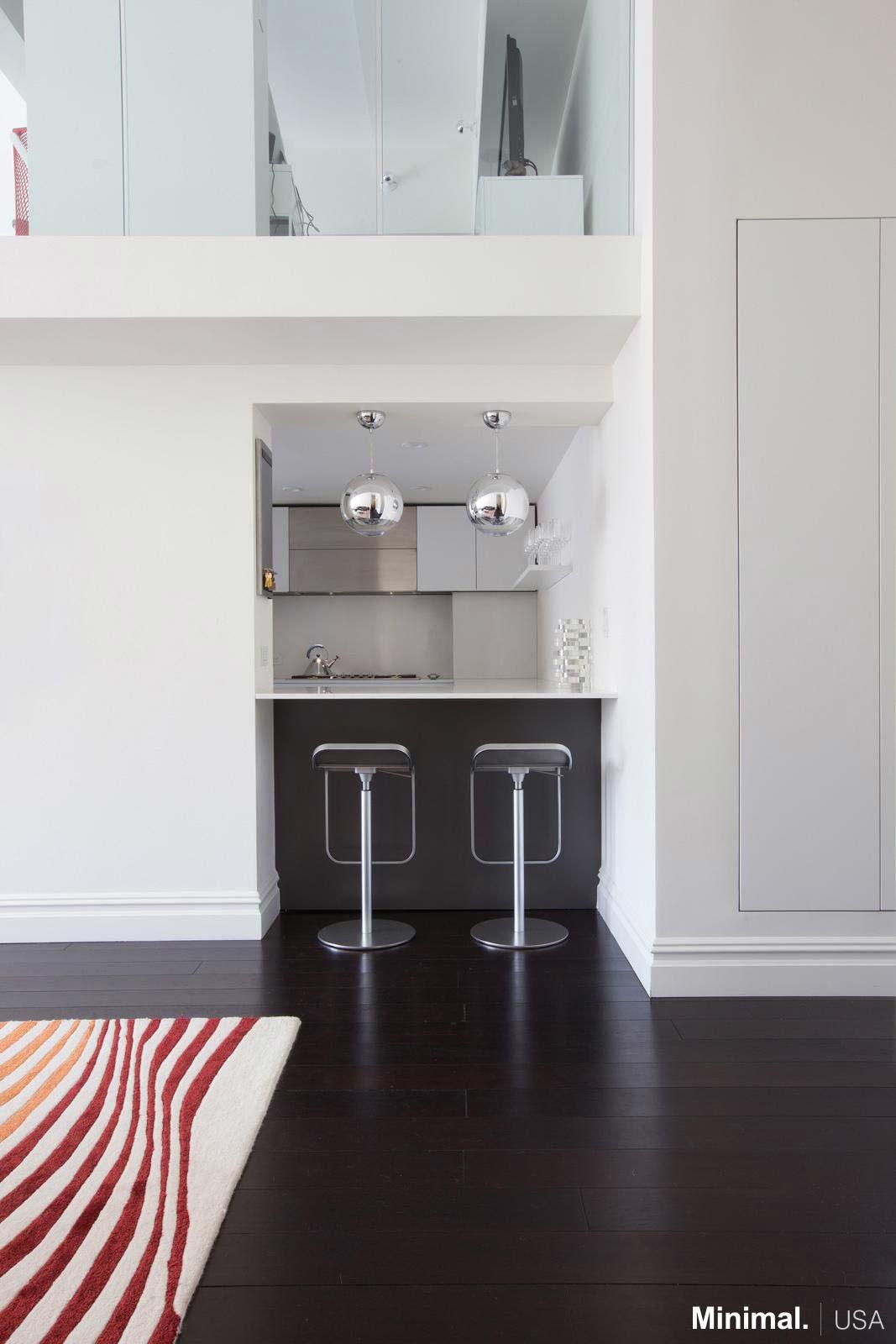 Подвесные светильники для кухни - Фото 36