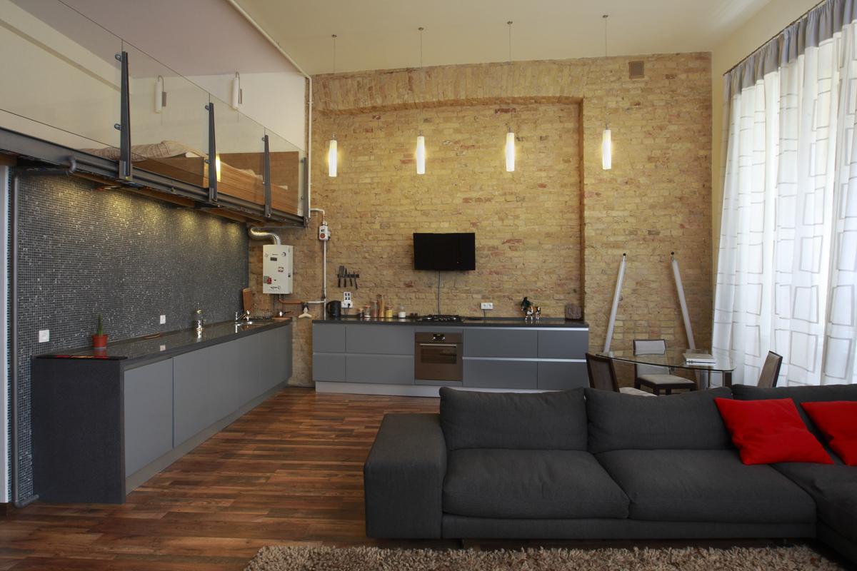 Подвесные светильники для кухни - Фото 38