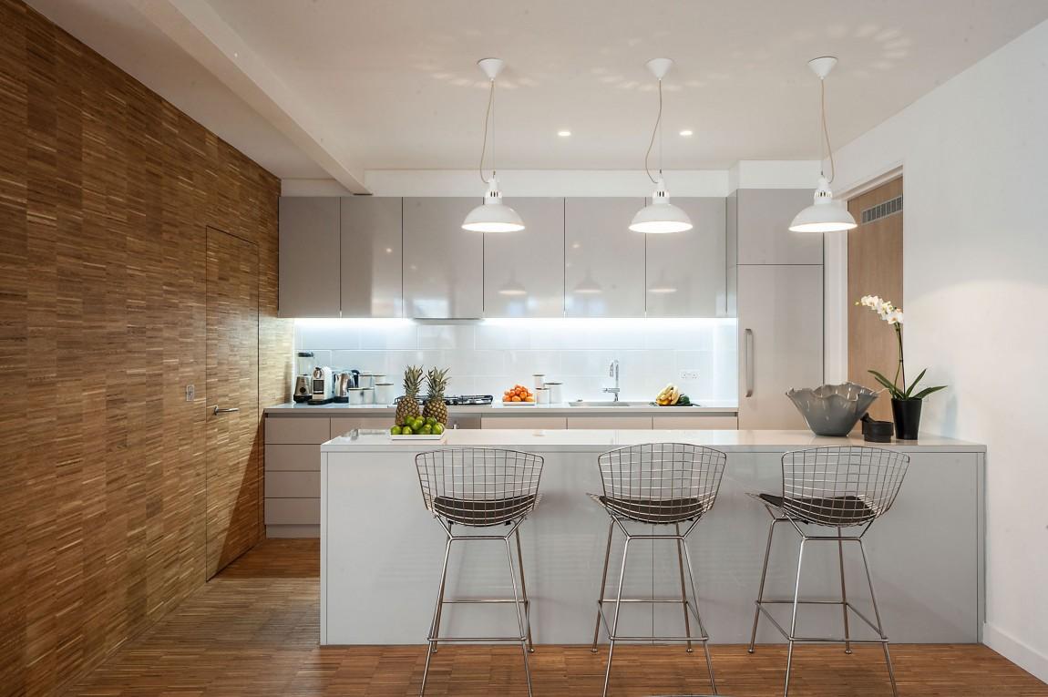 Подвесные светильники для кухни - Фото 47