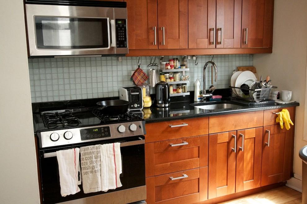 Стильный дизайн интерьера кухни от Big Girls Small Kitchen