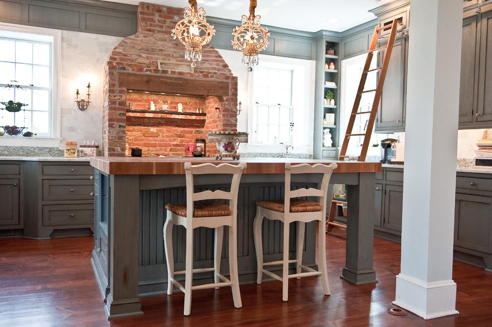 Стильный дизайн интерьера кухни от Universal Cabinetry Design Center
