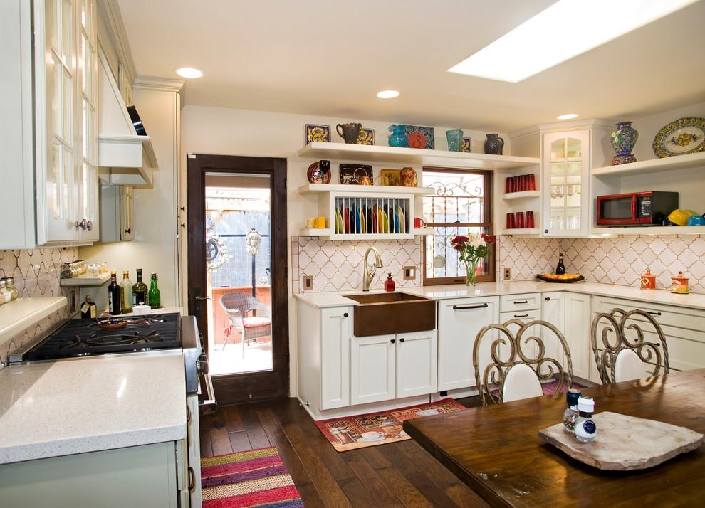 Стильный дизайн интерьера кухни от UB Kitchens