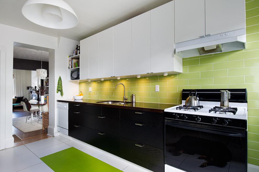 Стильный дизайн интерьера кухни от Affecting Spaces
