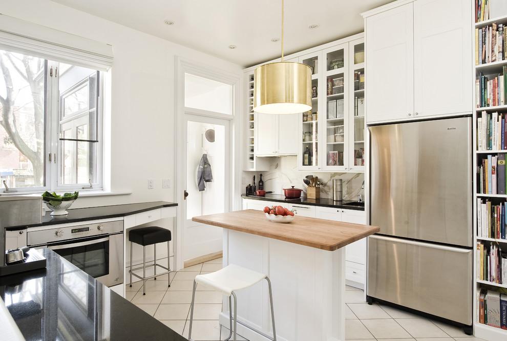 Стильный дизайн интерьера кухни от Gepetto