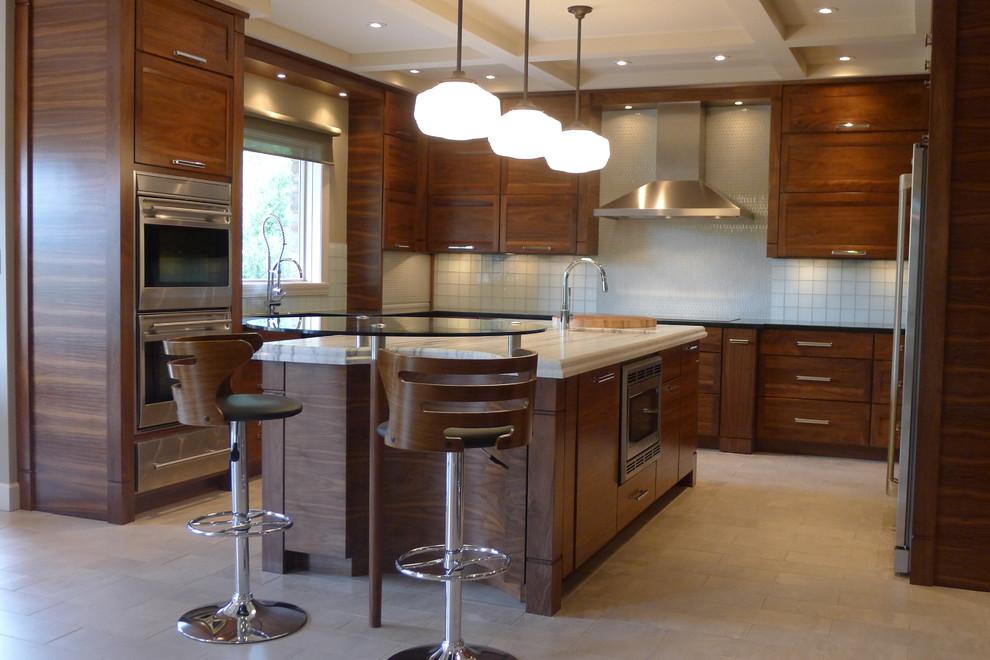 Стильный дизайн интерьера кухни от Susan Brook Interiors