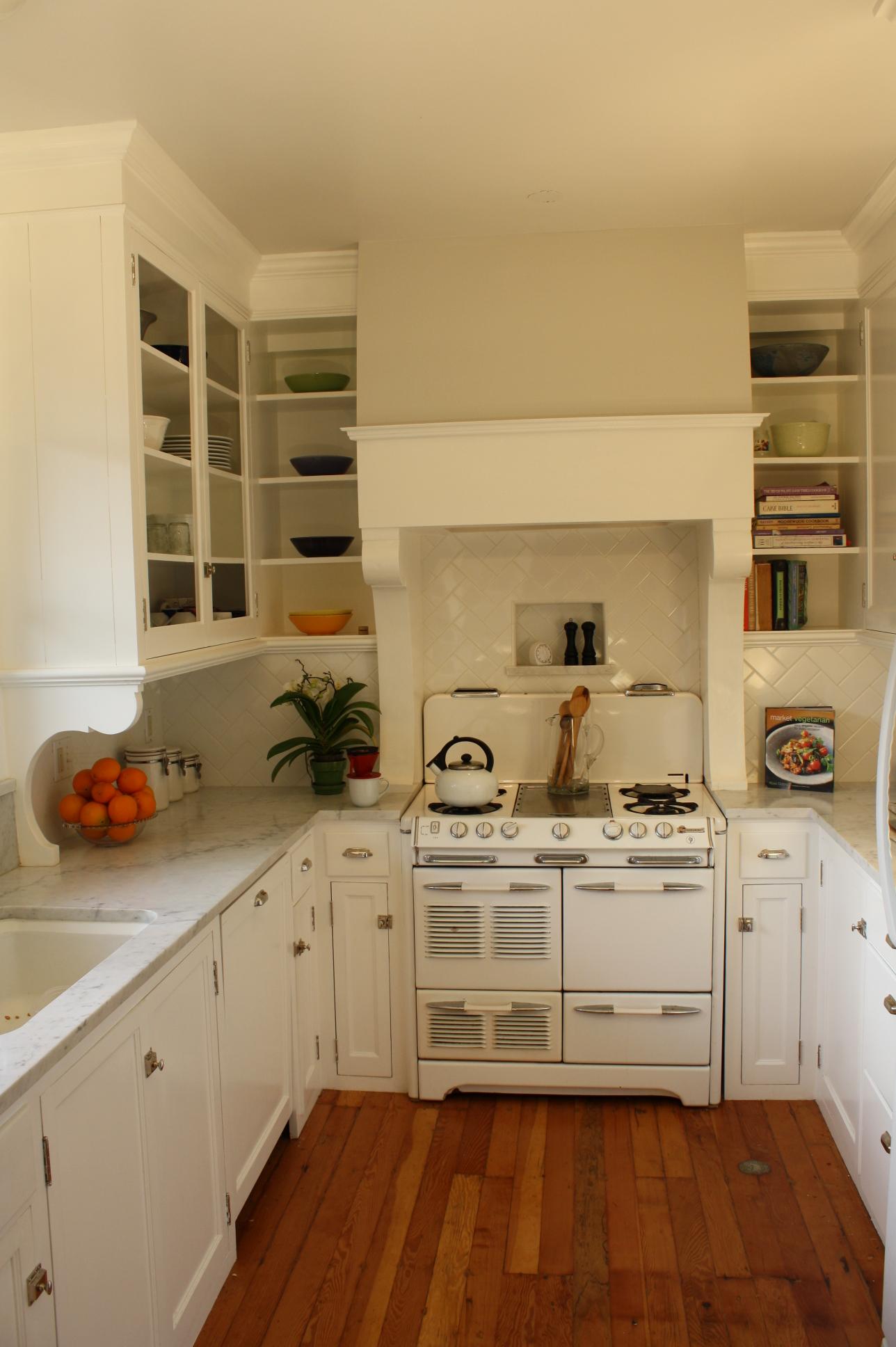 Стильный дизайн интерьера кухни от Robert Kelly
