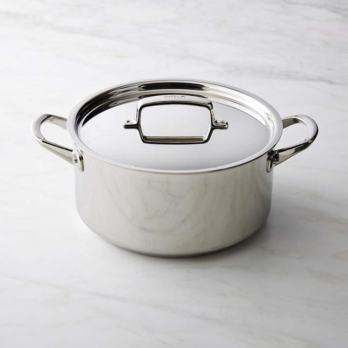 Хороший набор посуды из нержавеющей стали