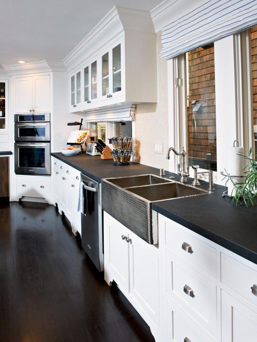 Оригинальный дизайн раковин для кухни