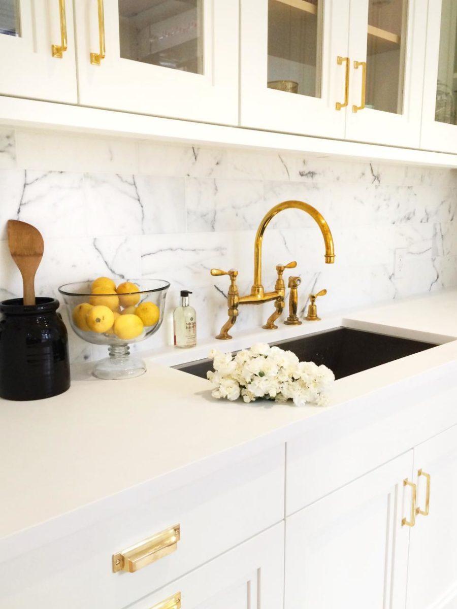 Оригинальный дизайн раковин для кухни - раковина от Kapito Muller Interiors