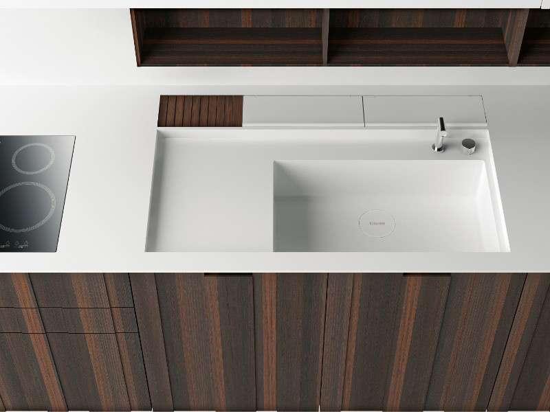 Оригинальный дизайн раковин для кухни - раковина от Boffi