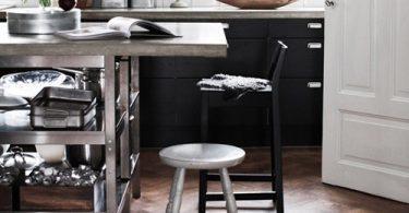 Бетонные столешницы - функциональны и удобны