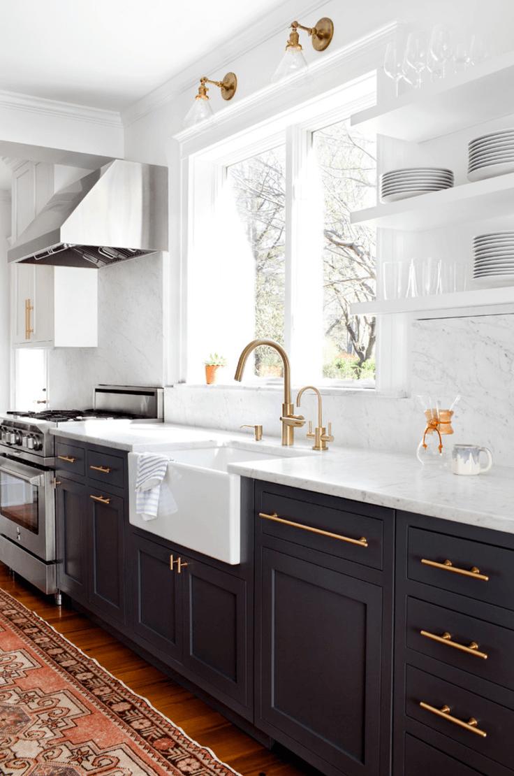 Преображение кухни: обновить устаревший металл
