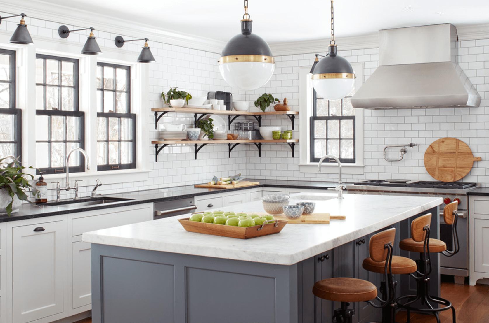 Преображение кухни: обновить кухонные шкафчики
