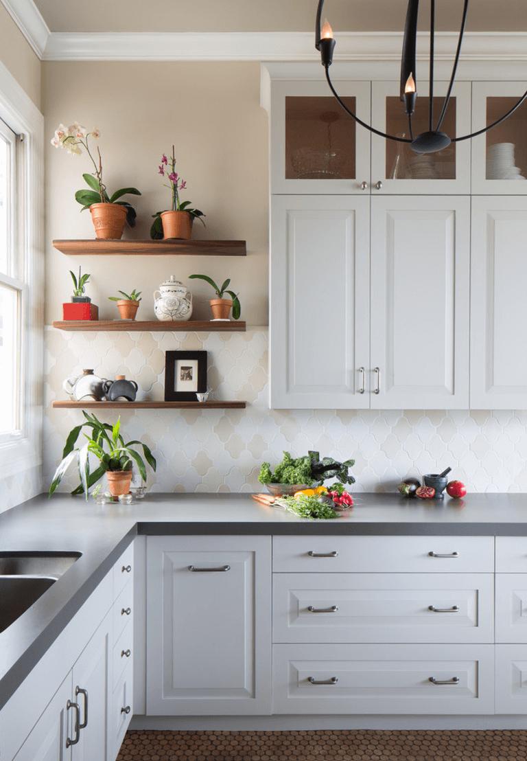 Преображение кухни: заменить столешницу