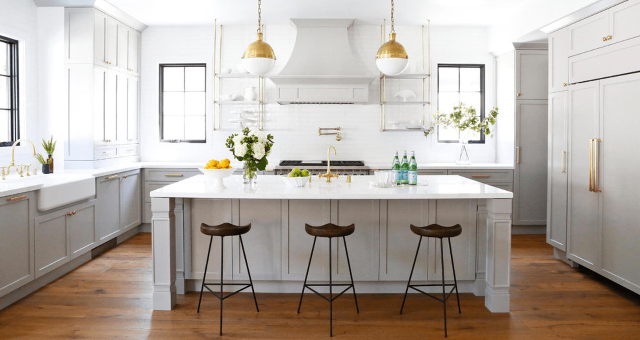 Преображение кухни: барная стойка