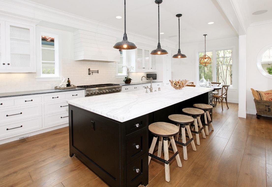 Новое освещение для преображения кухни