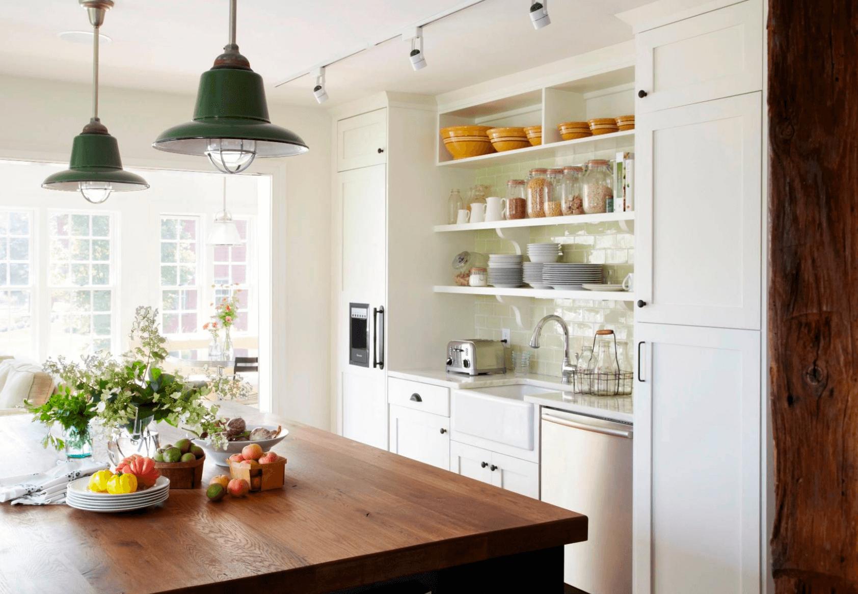 Преображение кухни: убрать одну из стен