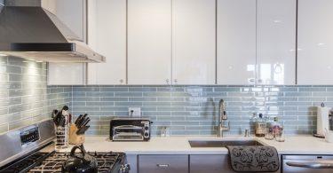 Ремонт на кухне до и после: результат преобразований