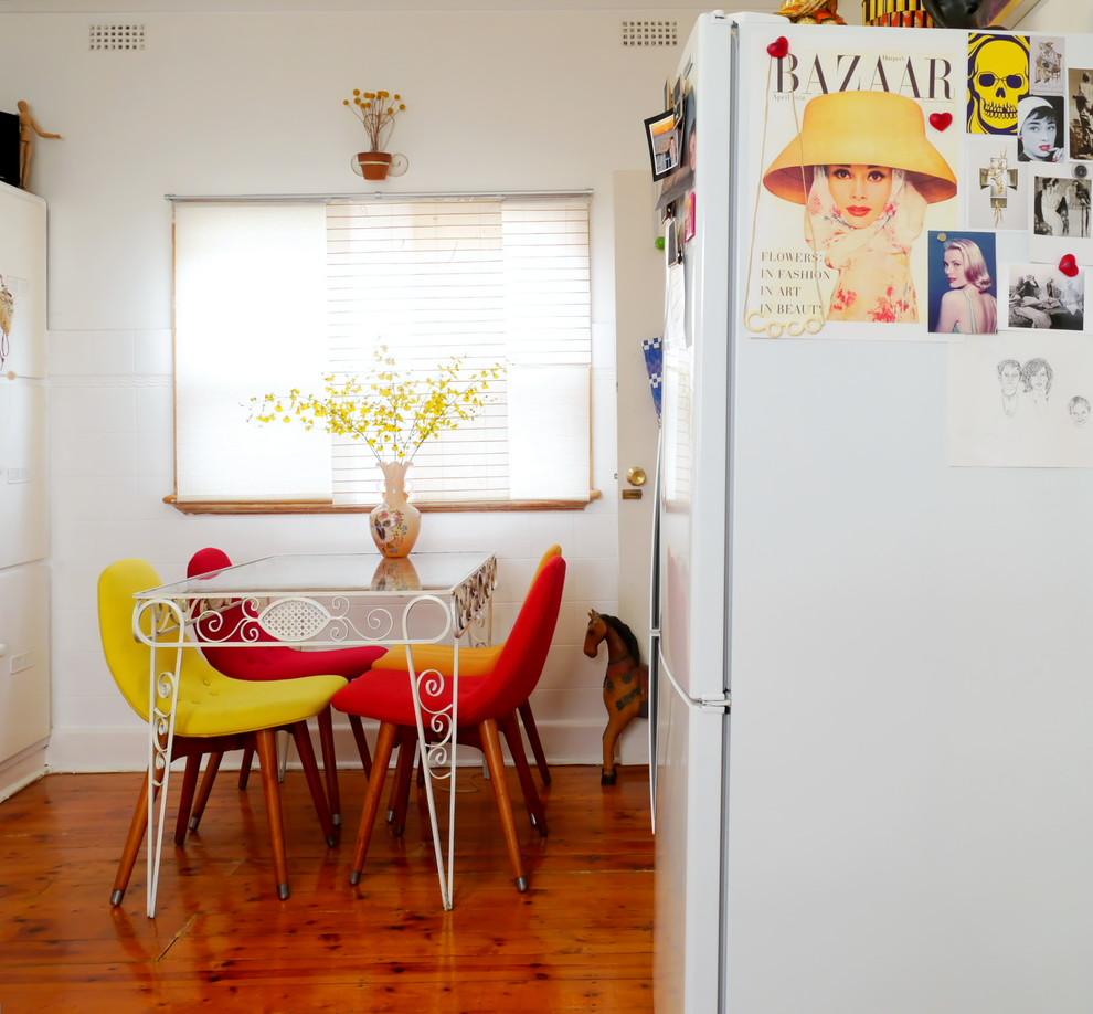 Ретро-дизайн интерьера кухни от The Room Illuminated