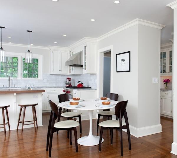 Дизайн интерьера кухни-столовой от Fivecat Studio | Architecture