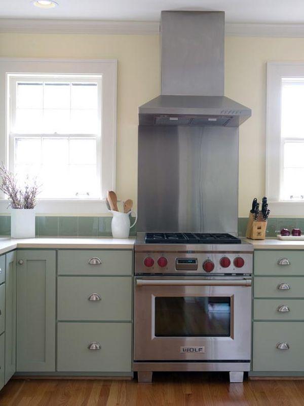 Кухонное оборудование из нержавеющей стали