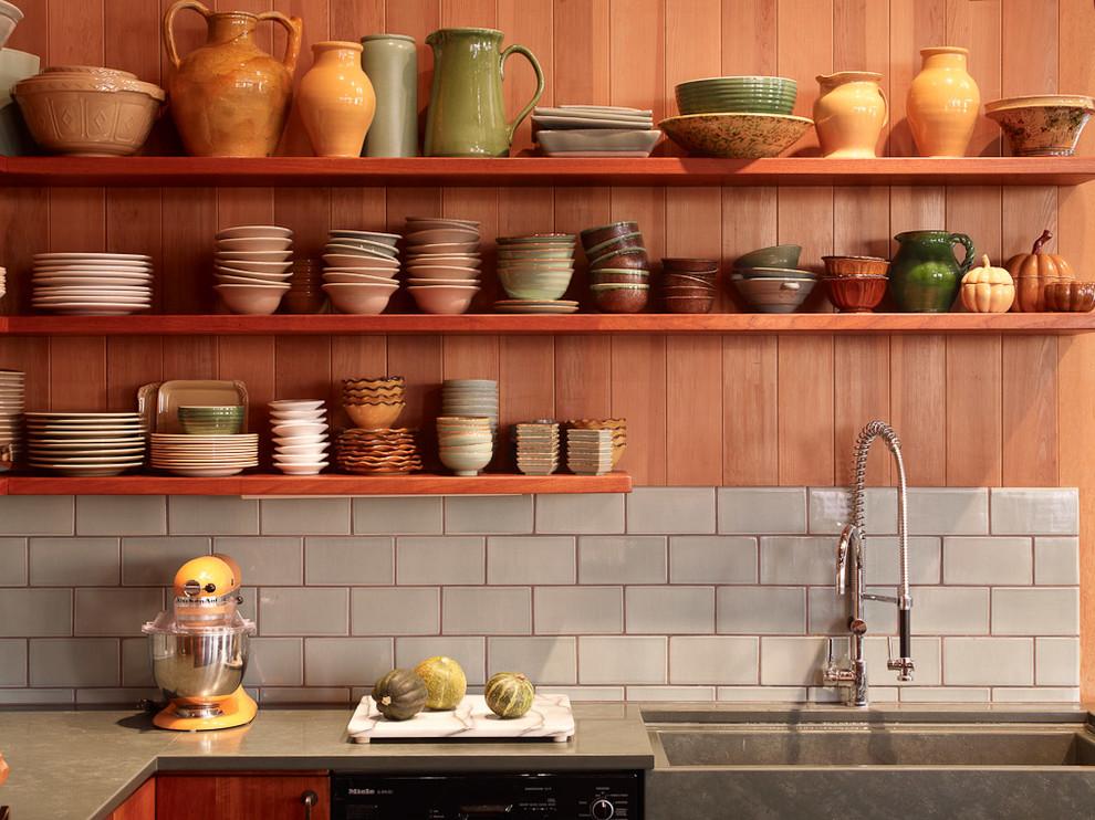Кухонная мойка из кварца