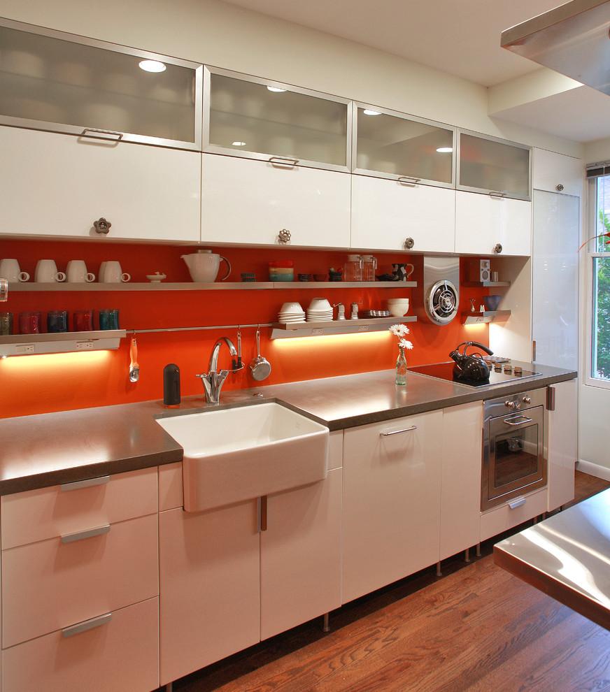 Кухонная мойка из глины