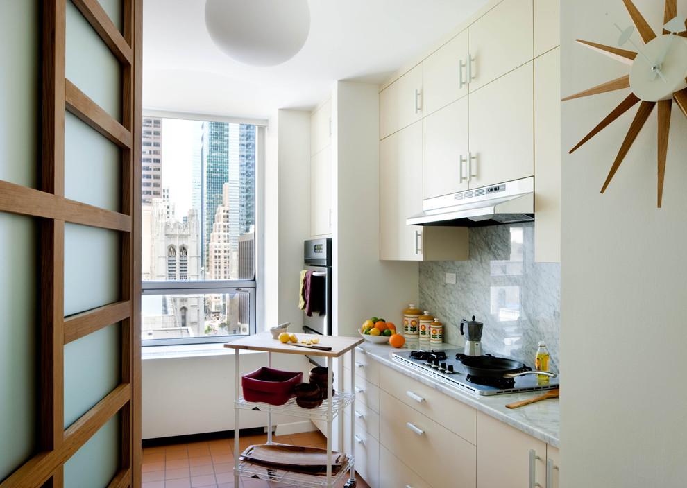 Передвижной столик- отличный помощник на кухне с маленькой рабочей зоной
