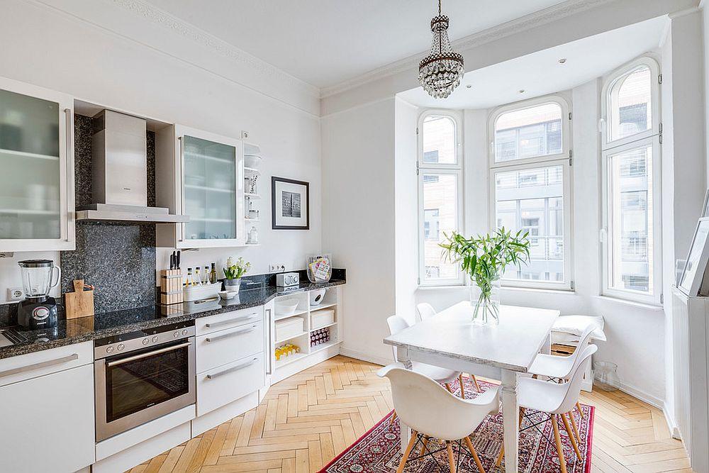 Скандинавский стиль в интерьере кухни - Фото 1