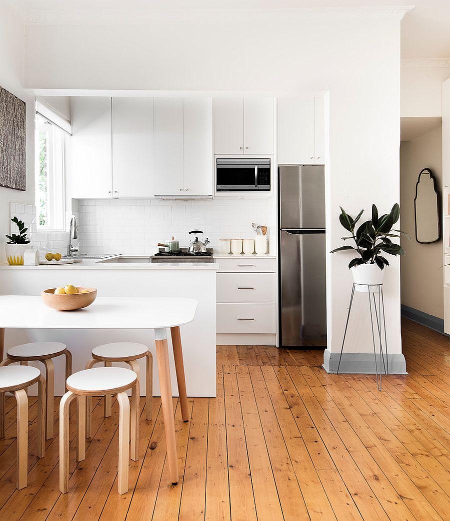 Скандинавский стиль в интерьере кухни - Фото 2