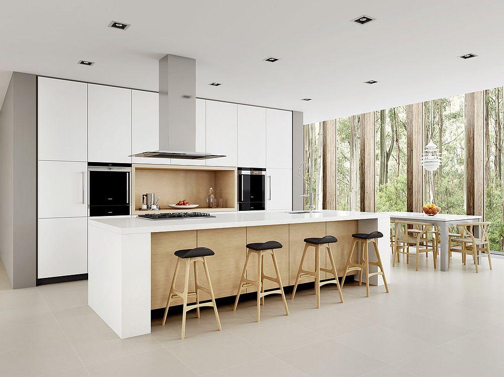 Скандинавский стиль в интерьере кухни - Фото 6