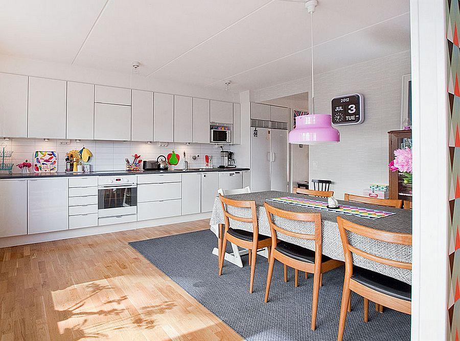 Скандинавский стиль в интерьере кухни - Фото 7
