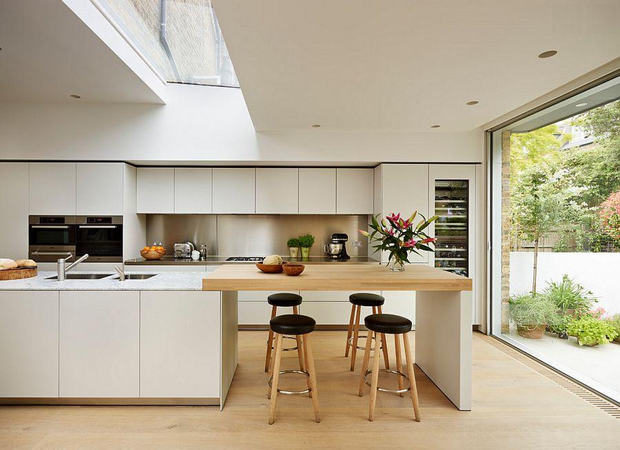 Скандинавский стиль в интерьере кухни - Фото 8