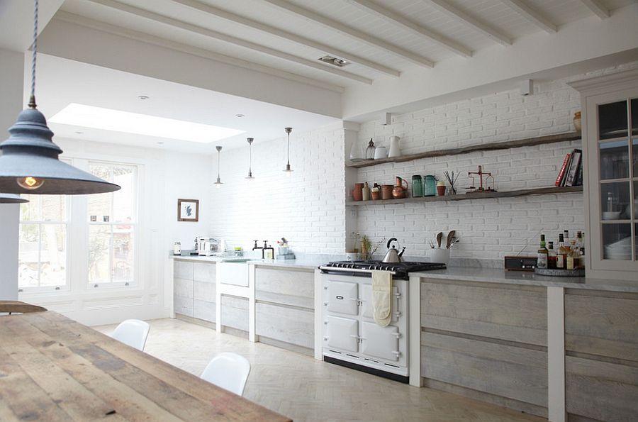 Скандинавский стиль в интерьере кухни - Фото 9