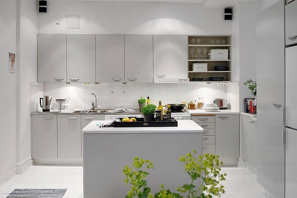Скандинавский стиль в интерьере кухни - Фото 10