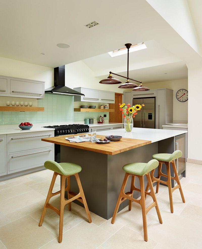Скандинавский стиль в интерьере кухни - Фото 11