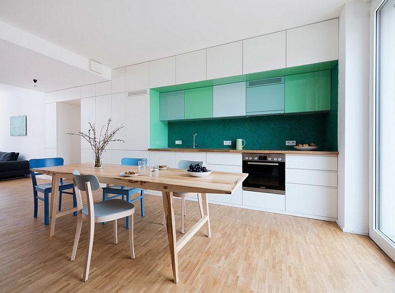 Скандинавский стиль в интерьере кухни - Фото 14