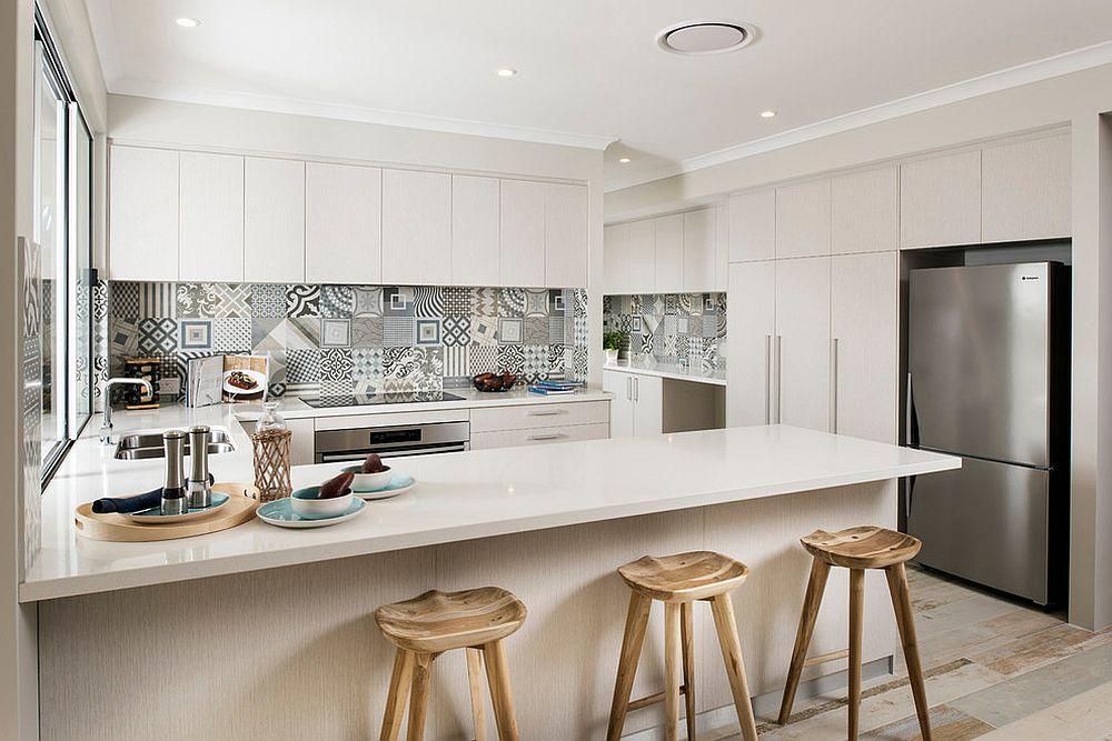 Скандинавский стиль в интерьере кухни - Фото 15