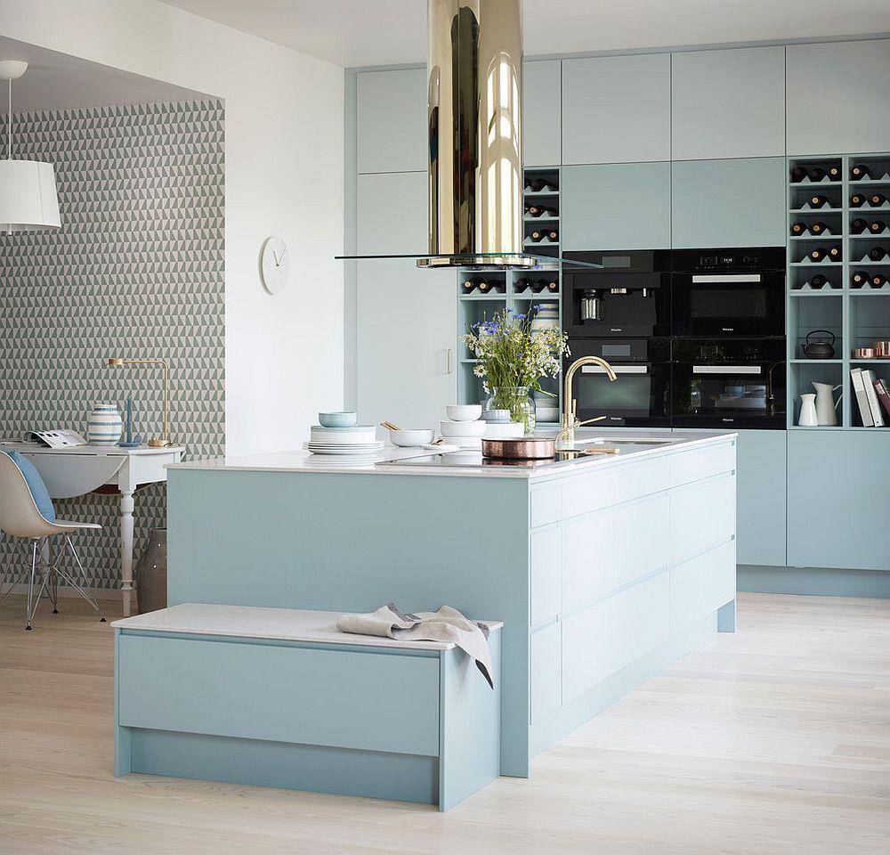 Скандинавский стиль в интерьере кухни - Фото 16