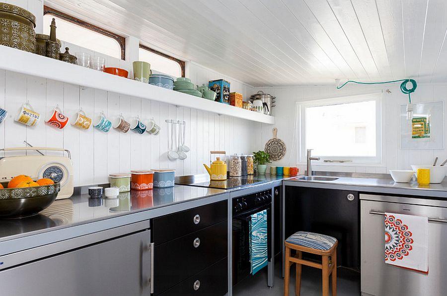 Скандинавский стиль в интерьере кухни - Фото 19