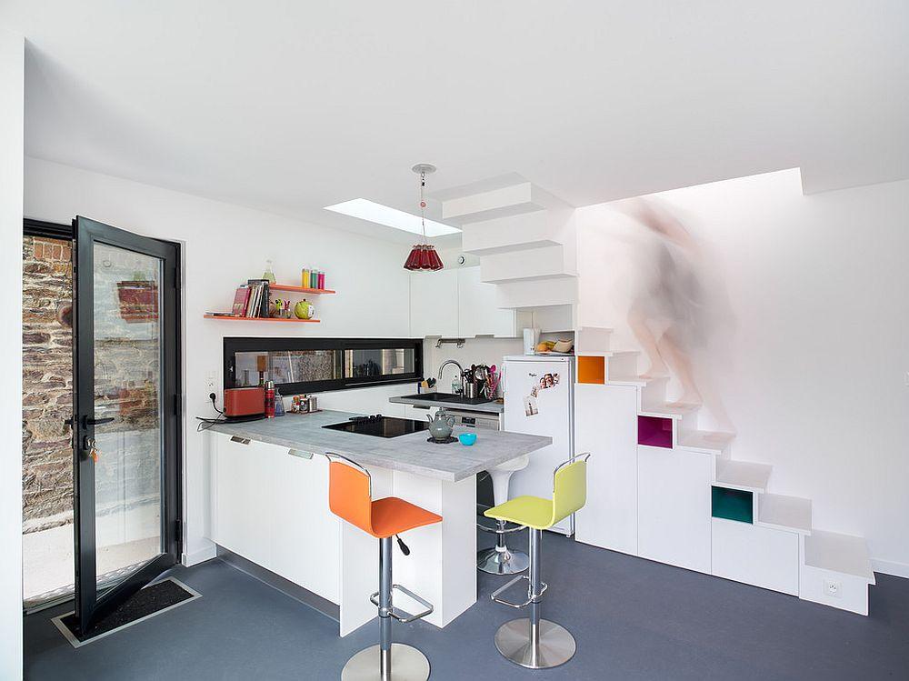 Скандинавский стиль в интерьере кухни - Фото 21