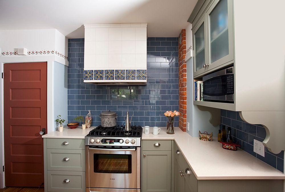 Скандинавский стиль в интерьере кухни - Фото 22