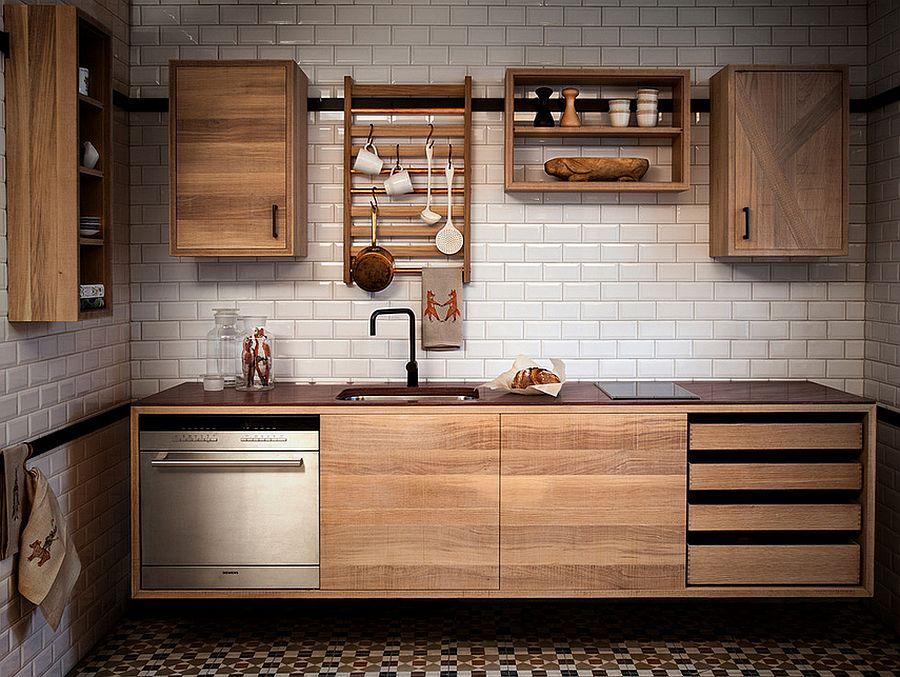 Скандинавский стиль в интерьере кухни - Фото 25