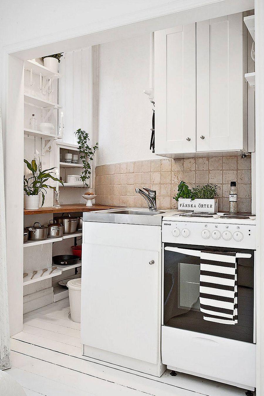 Скандинавский стиль в интерьере кухни - Фото 26