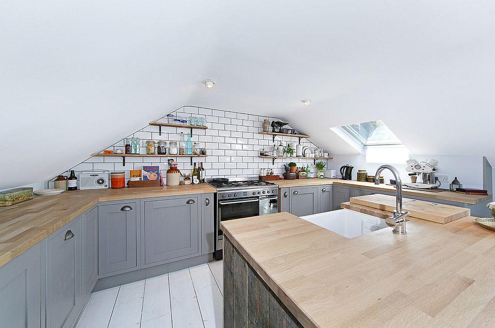 Скандинавский стиль в интерьере кухни - Фото 29