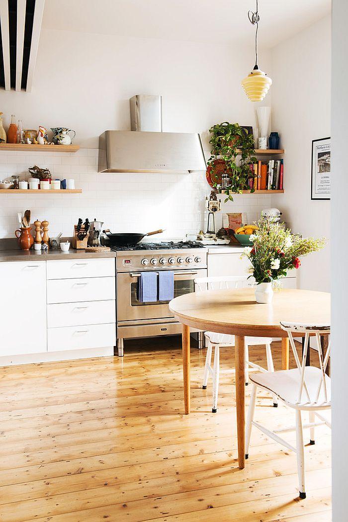 Скандинавский стиль в интерьере кухни - Фото 27