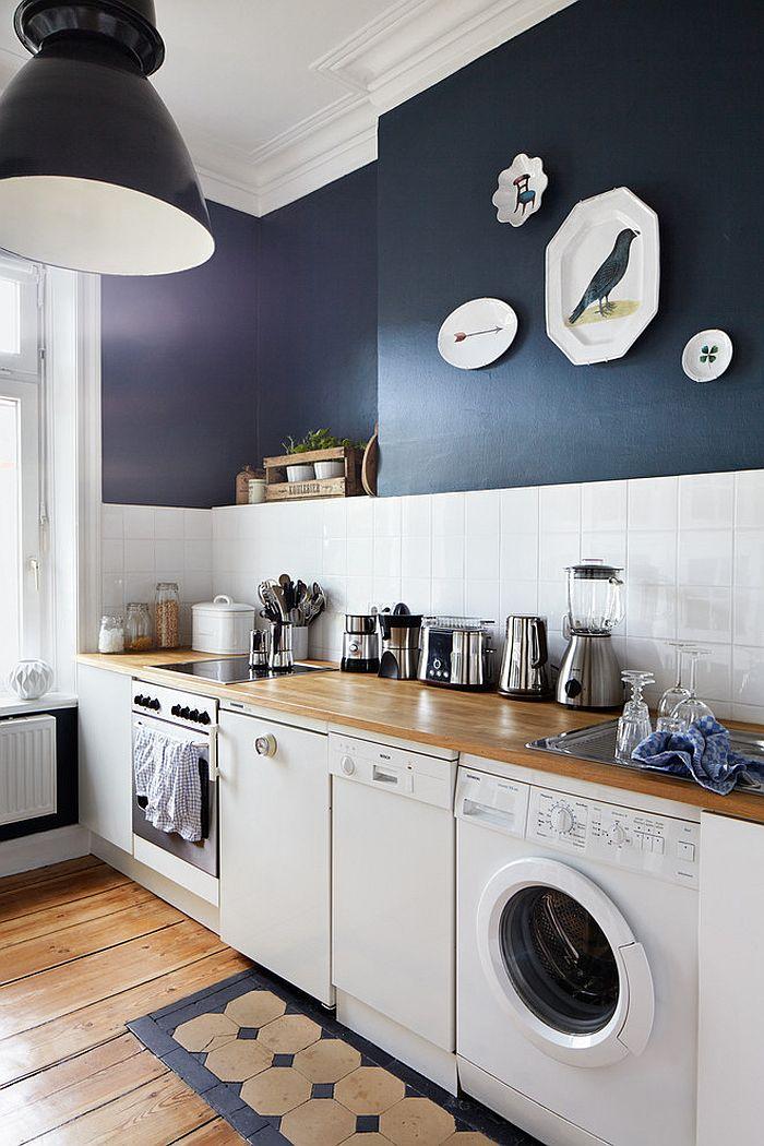 Скандинавский стиль в интерьере кухни - Фото 34