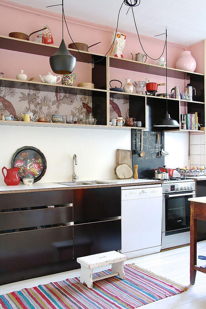 Скандинавский стиль в интерьере кухни - Фото 39