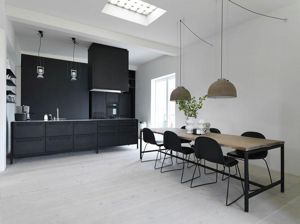 Скандинавский стиль в интерьере кухни - Фото 38