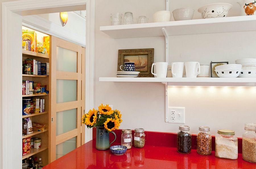 Скандинавский стиль в интерьере кухни - Фото 44